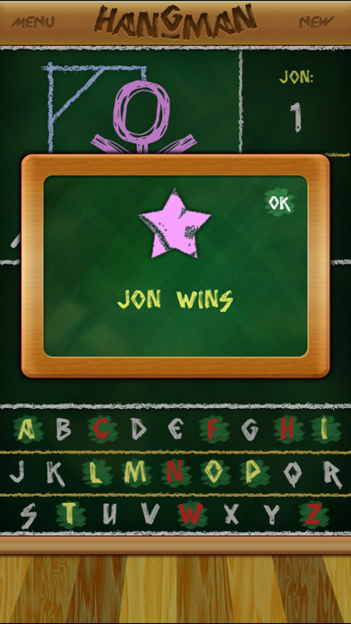 Hangman Pro screenshot1