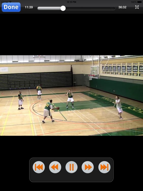 Attacking Junk Defenses: Play To Destroy Any Box & 1 or Triangle & 2 Defense - With Coach Jamie Angeli - Full Court Basketball Training Instruction - XL screenshot-3