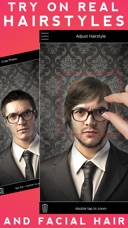 Mens Hairstyles On The App Store - Best hairstyle app ipad