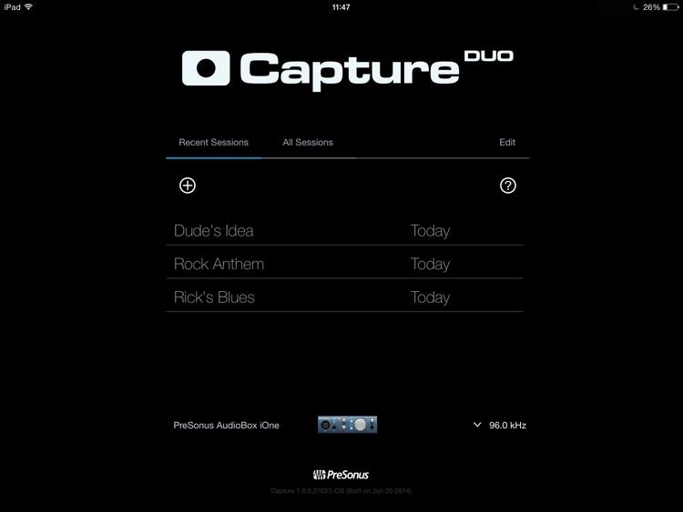PreSonus Capture Duo screenshot-3