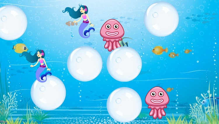 Mermaids and Fishes for Toddlers and Kids : discover the ocean ! screenshot-4