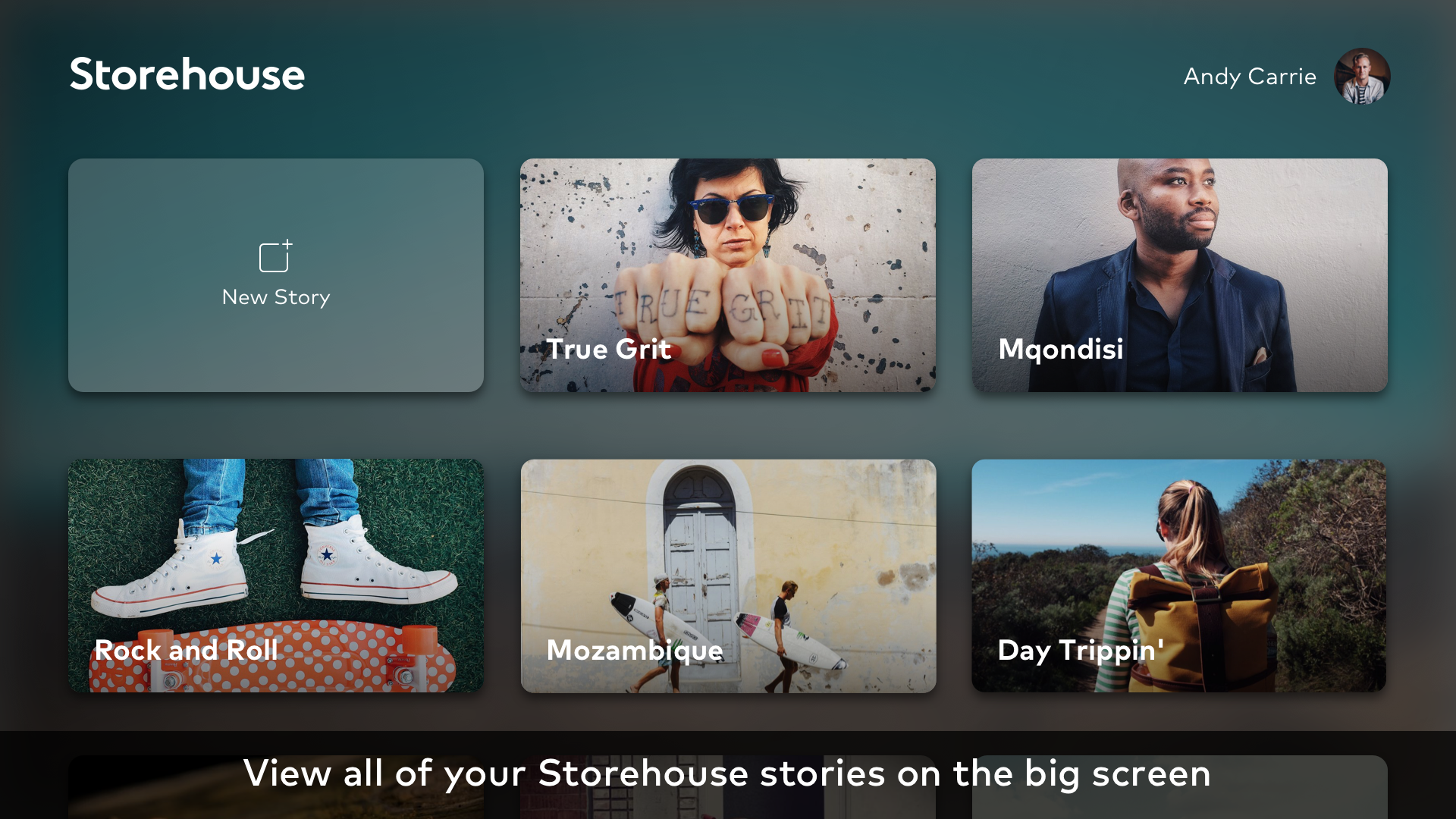 Storehouse - Photo & Video Collages, Stories, Albums screenshot 11