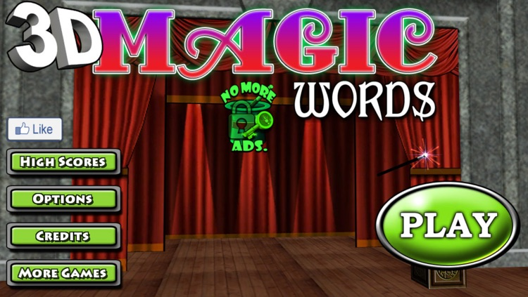 3D Magic Words FREE screenshot-3