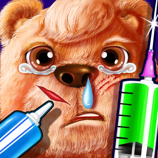 Celebrity Pet Doctor - Kids Games