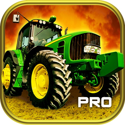 3D Tractor Racing Game By Top Farm Race Games For Awesome Boys And Kids PRO