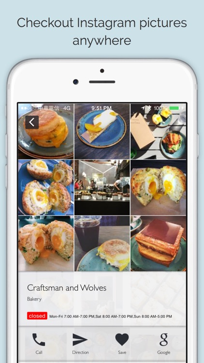 Nichi Find Local Food Reviews And Restaurants By Innovg