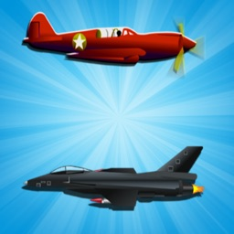 Fighter Plane Alien Shooting Adventure - City Air Fighting Attack Free