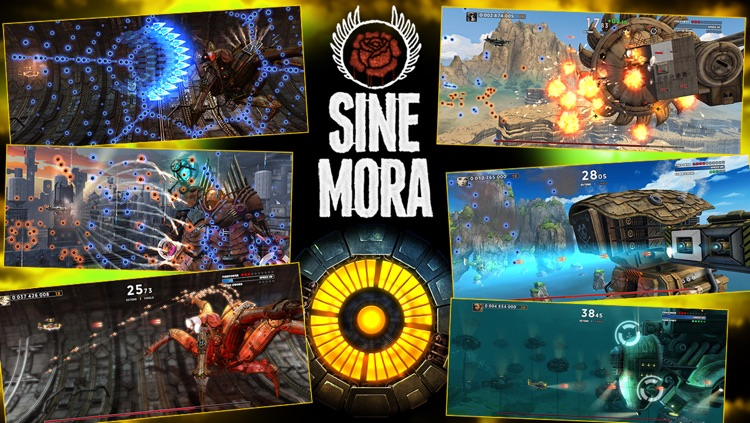 Sine Mora screenshot-3