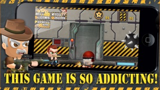 Iron Fist Harry & the Trigger Man Army Soldiers use Killer Force LITE - FREE Shooter Game screenshot two