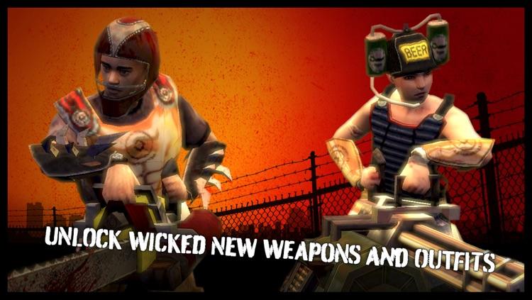 Zombie HQ screenshot-3