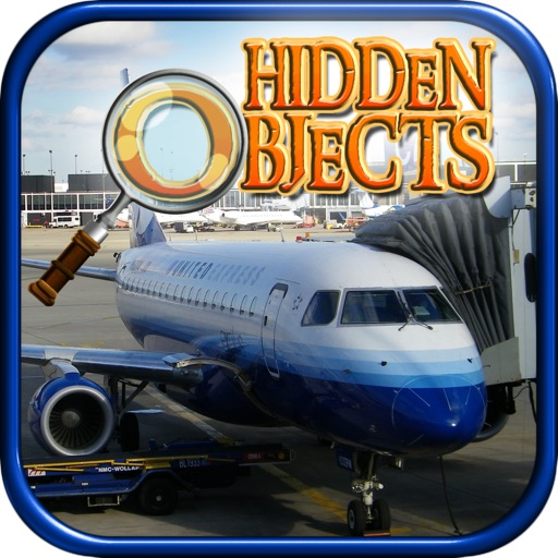 Airports and Airplanes - Hidden Objects