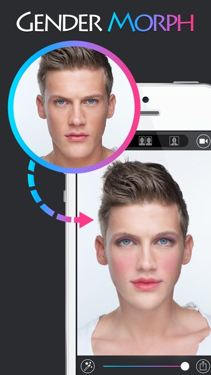 GenderMorph