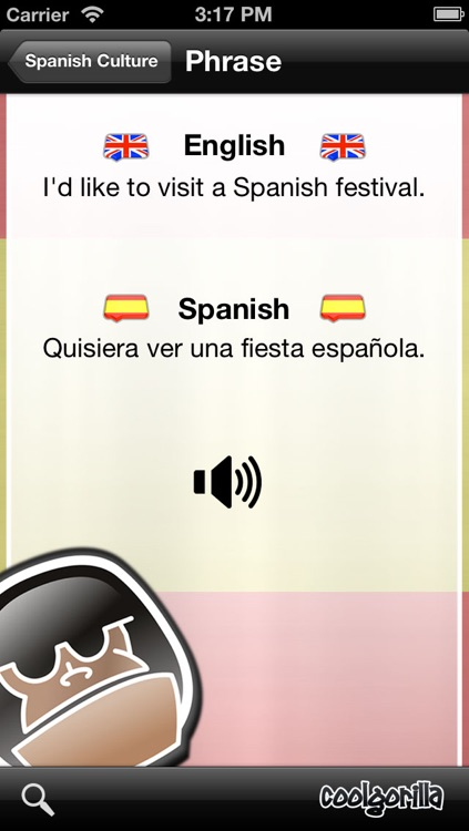 Spanish Talking Phrasebook screenshot-4