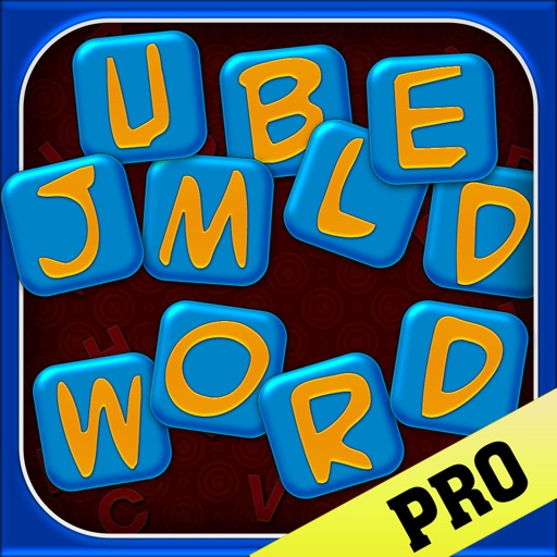 Jumbled Word Pro icon