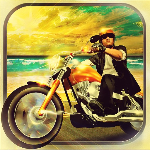 A 3D Bike Turbo Nitro Race - Real California Highway Trip icon