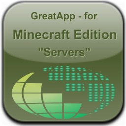 "GreatApp - for MineCraft Edition ""Servers"":Build or Host your own Minecraft Server"