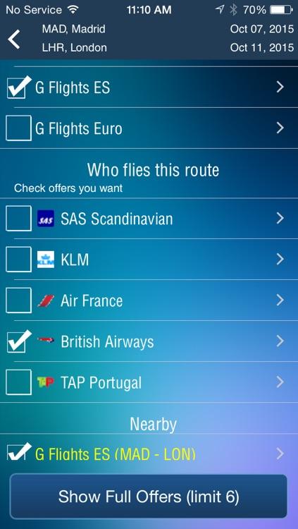Madrid Airport (MAD) Flight Tracker - Aeropuerto de Madrid Barajas screenshot-3