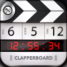 Clapperboard - Timecode Sync and Digital Video Slate