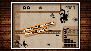 Monkey Labour - 80s handheld LCD retro gameのおすすめ画像2