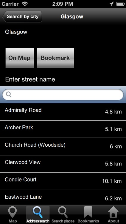 Offline Map Scotland: City Navigator Maps screenshot-3