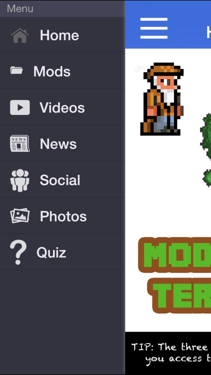 Mods for Terraria Game