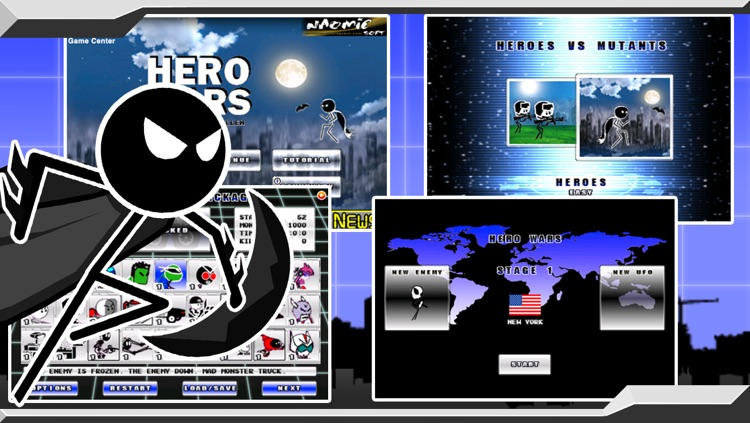 Hero Wars : Free screenshot-3
