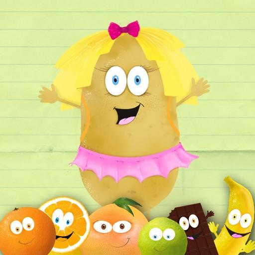Patatina et les agrumes