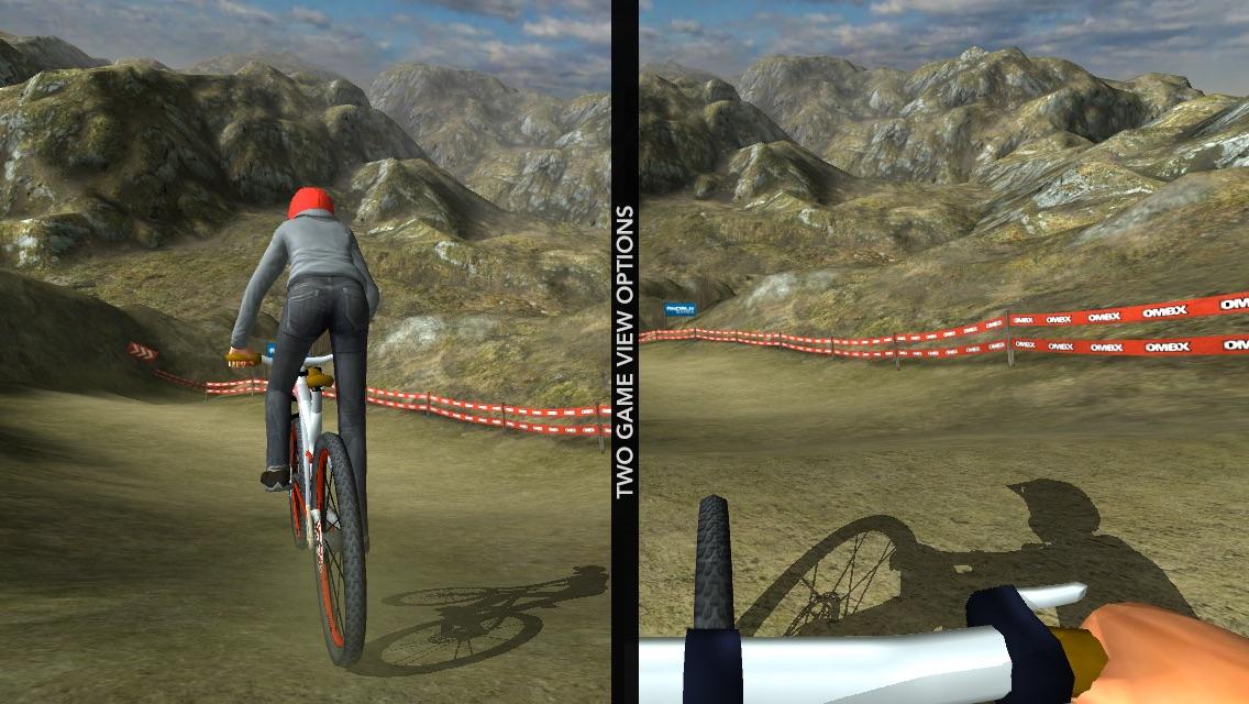 DMBX 2.6 - Mountain Bike and BMX Screenshot