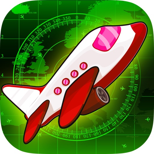 Airplane Flight Control icon
