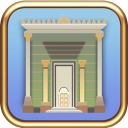 Jewish Temple 3D Interactive Virtual Tour - Jerusalem in Judaism