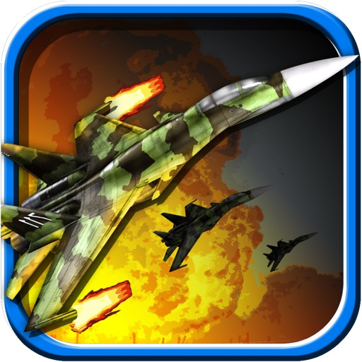 Air Combat Jet Fighter Pilot - Pixel Top Shooter Classic Free