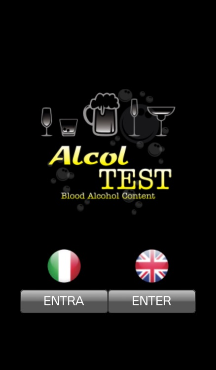 Alcol Test (Blood Alcohol Content)