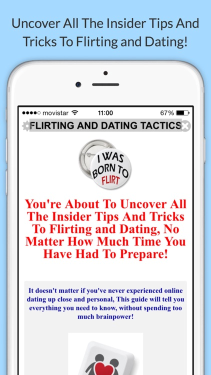 Flirting and Dating Tactics Pro
