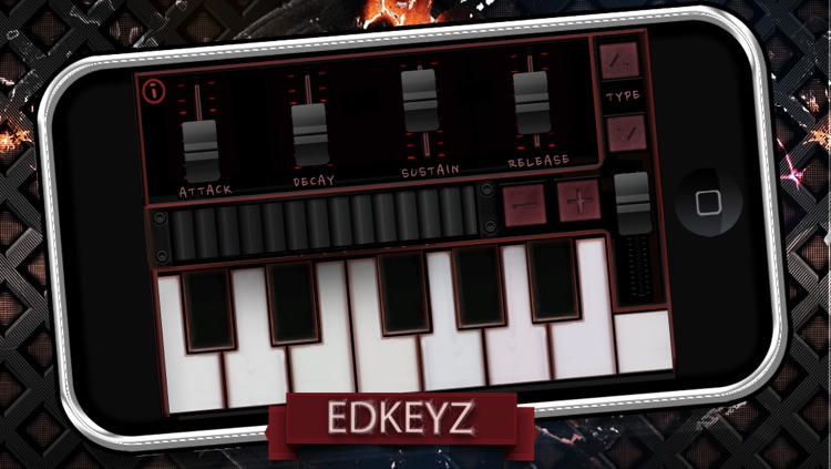 EDKeyz - Dance Music Synth