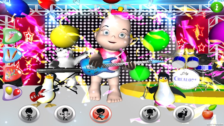 Lily Rock Band screenshot-4