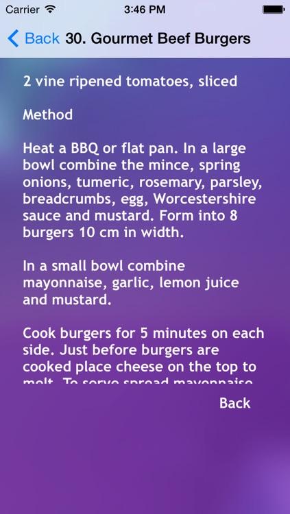 Mega BBQ Recipes