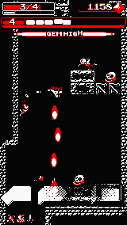 Downwell screenshot-2