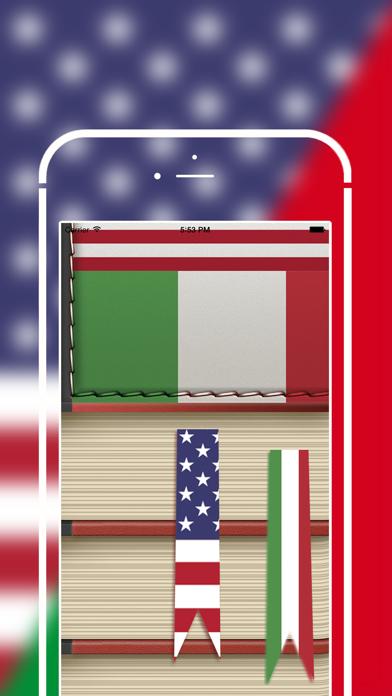 Offline Italian to English Language Dictionary