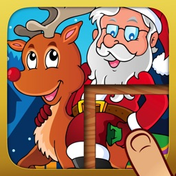 Christmas Jigsaw Puzzles for Kids and Toddlers