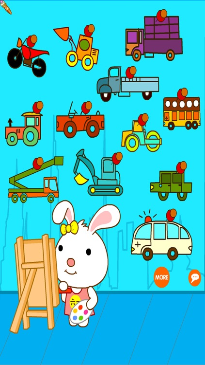 How to draw vehicles - learn to draw cars and vehicle shapes for toddler preschool step by step