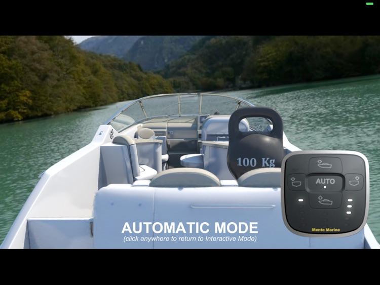 ACS Simulator by Mente Marine