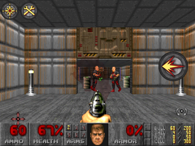 DOOM Classic Screenshot