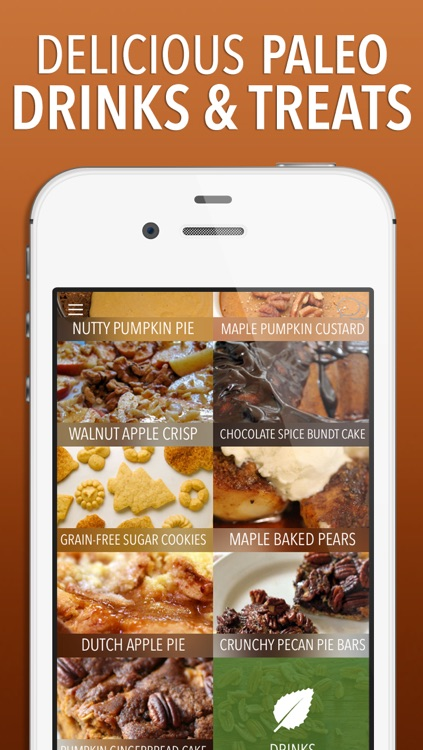 Paleo Holiday Recipes screenshot-4