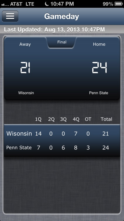 Penn State Football Live screenshot-4
