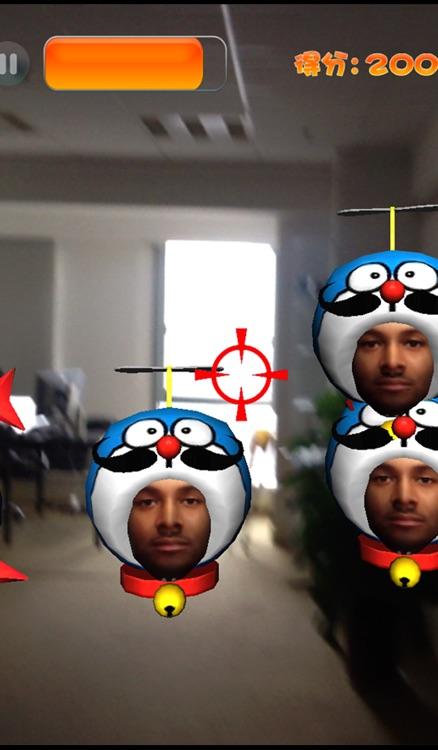 不要打脸(免费版) -- 增强现实射击游戏