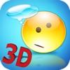 3D Stickers, i Funny Rage, Meme & Troll Faces, Emoji & Emoticon - iPhoneアプリ