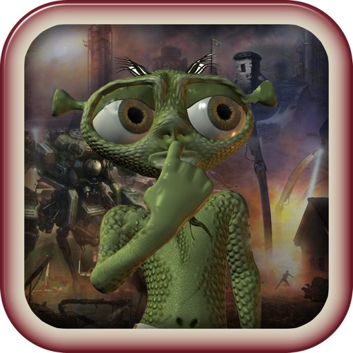 Alien Attack Simulation - Tower Defence Hero