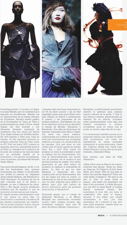 Posh Magazine The New Pulse screenshot-3