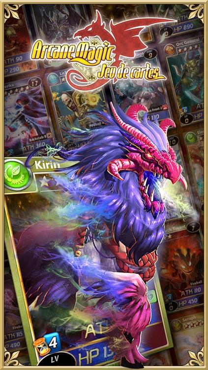 Arcane Magic - Jeu de cartes screenshot-4