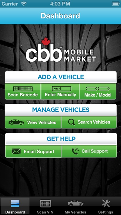 CBB Mobile Market screenshot-0